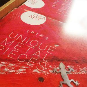 Flyer Ausstellung Ibiza